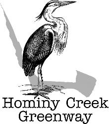 Hominy Creek Greenway Logo